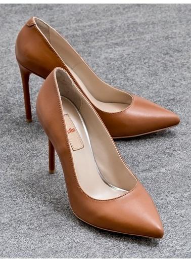 Elle Ayakkabı Taba
